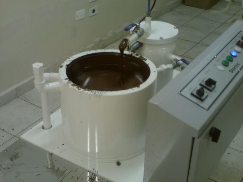 Temperadeira de chocolate preço