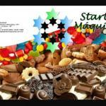 Dosadora de chocolate